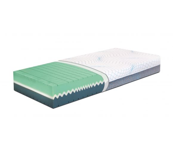 Sleep Genesis presents: Flex Fusion two-sided mattress - 8