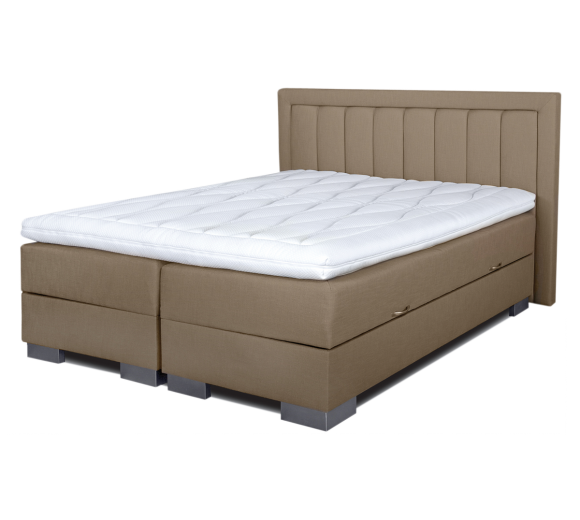 Galaxy Boxspring Bed - 1