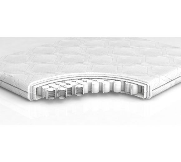 Galaxy Boxspring Bed - 4