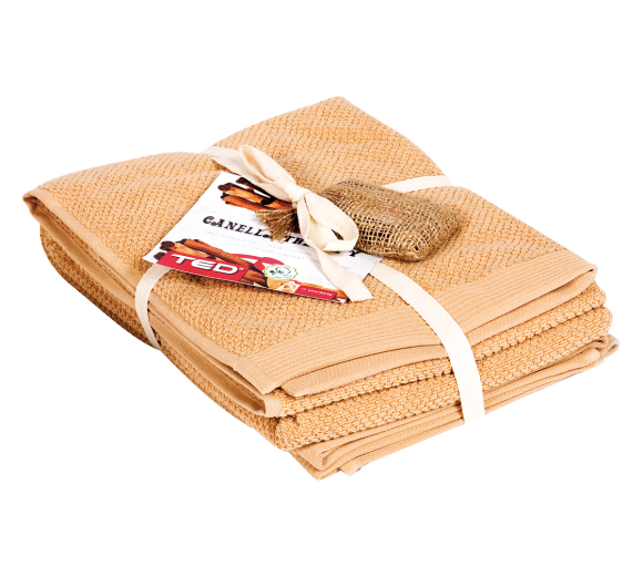 Canella Therapy towels' set - 350 gr. - 1
