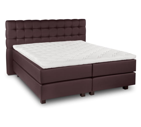 Lund Boxspring Bed - 4