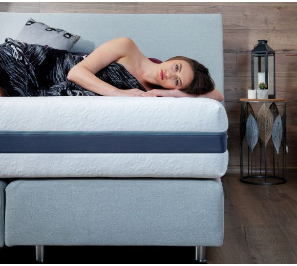 Luxurious Nuvola two-sided mattress - 1