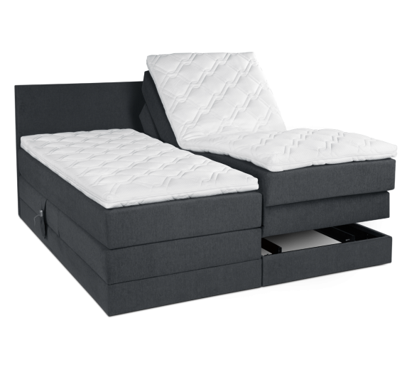 Polaris plus el Boxspring Bed - 1