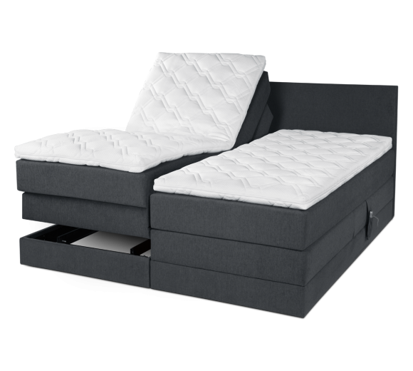 Polaris plus el Boxspring Bed - 11