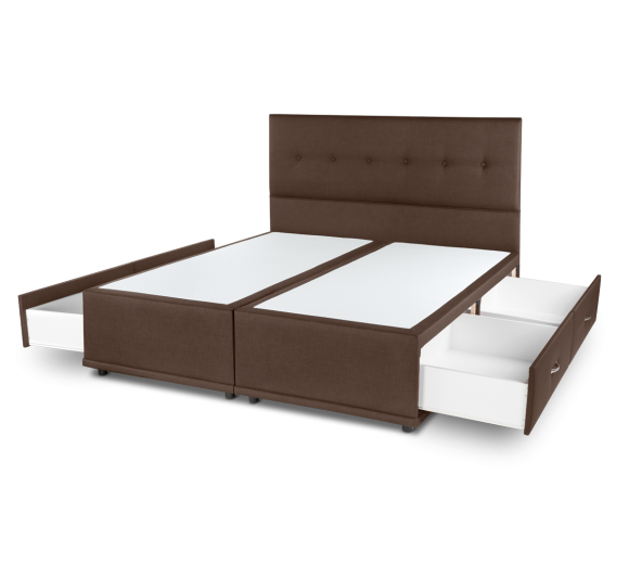 Comfort Supreme Bed Base with 4 drawers - 6