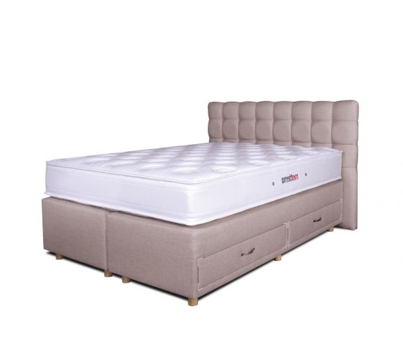 Diva Bed Base with 4 drawers - 6