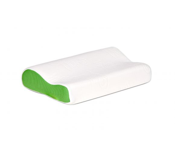 Green Line Pillow