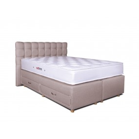 Diva Bed Base with 4 drawers