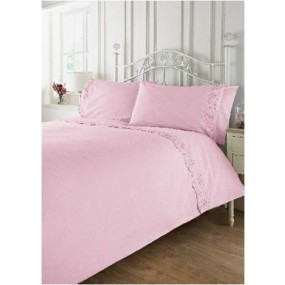 Vintage Style  Bed Linen Set - Lila Rose