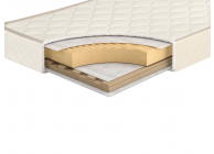 Adeona single-sided mattress - 2t