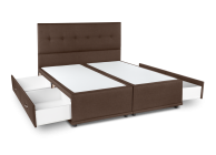 Comfort Supreme Bed Base with 4 drawers - 1t