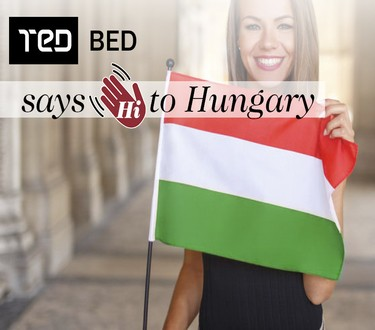 TED opens up a new showroom in Hungary